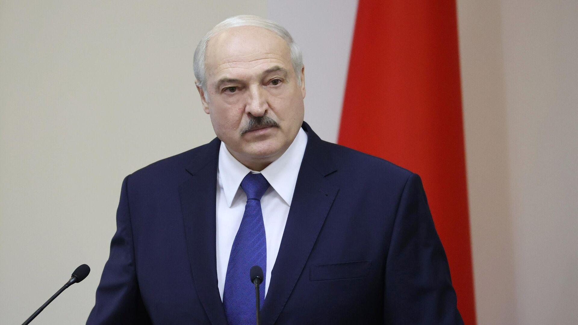 Президент Белоруссии Александр Лукашенко - РИА Новости, 1920, 10.11.2020