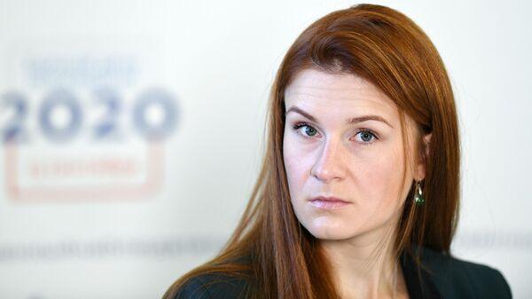 Член Общественной палаты РФ, журналистка, член экспертного совета при уполномоченном по правам человека в РФ Мария Бутина