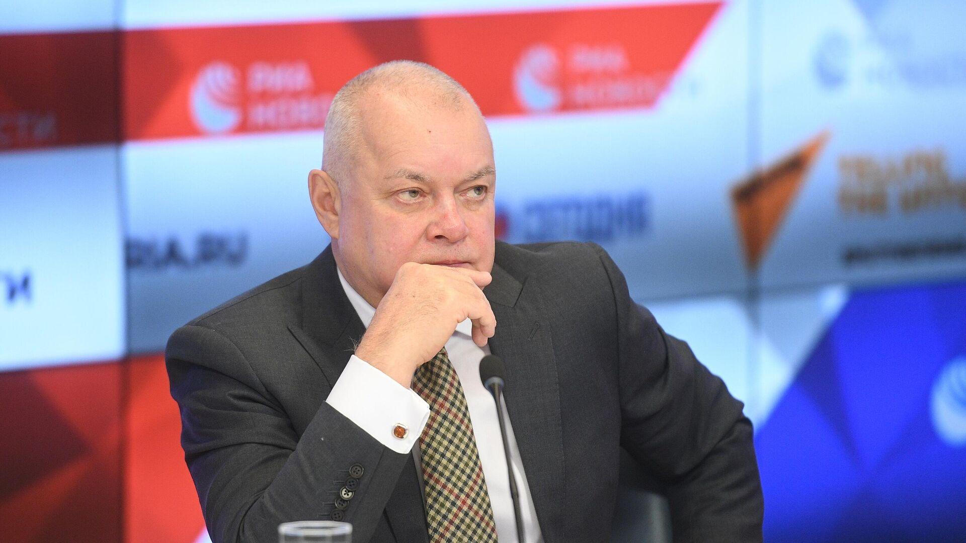 Генеральный директор МИА Россия сегодня Дмитрий Киселев - РИА Новости, 1920, 11.09.2020