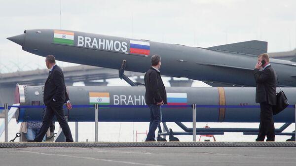 Ракеты Брамос производства России и Индии
