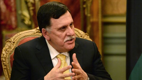 Премьер-министр Ливии Фаез ас-Саррадж