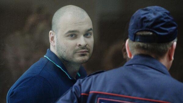 Максим Марцинкевич (Тесак) в суде
