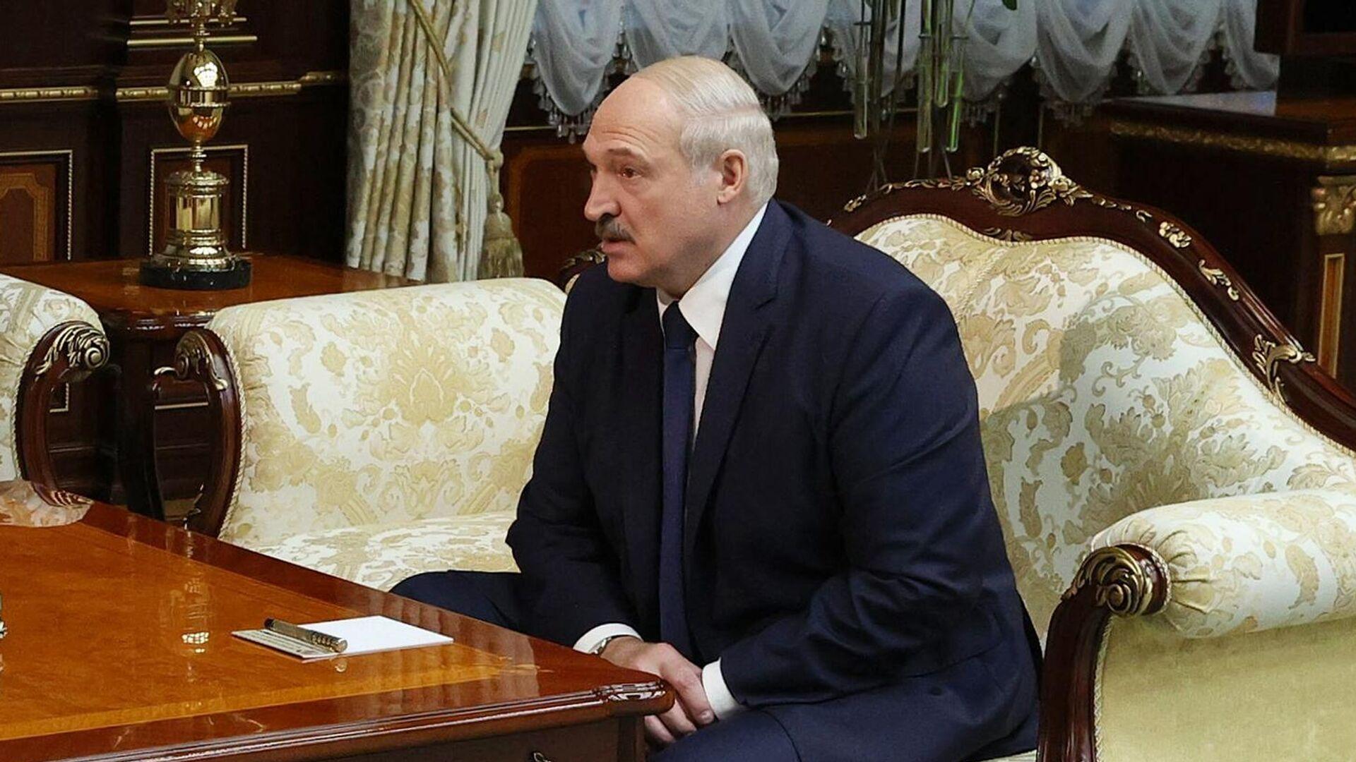 Президент Белоруссии Александр Лукашенко - РИА Новости, 1920, 30.12.2020