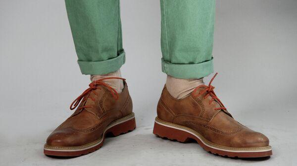 Цветные мужские штаны