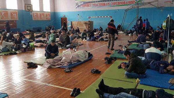 Временное размещение граждан Кыргызской Республики в Куюргазинском районе Башкирии