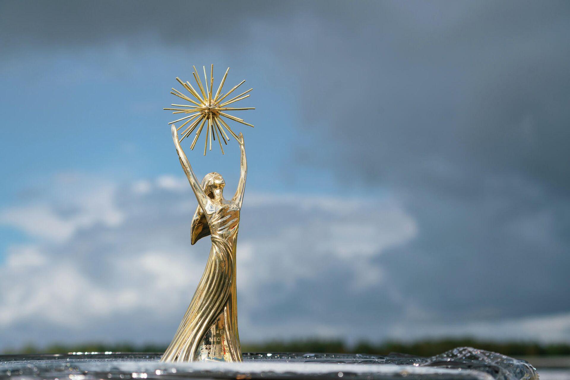 Ассоль — главный приз на фестивале  фейерверков Ростех  - РИА Новости, 1920, 19.09.2020