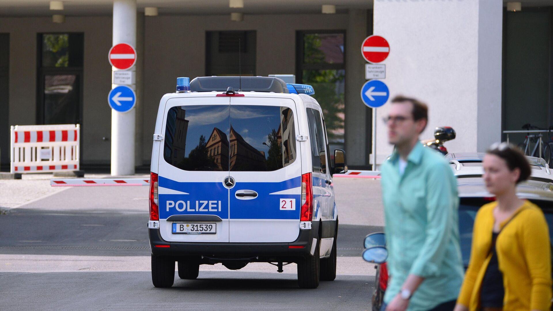 Немецкая полиция задержала 96-летнюю Ирмгард Фурхнер, экс-секретаршу концлагеря Штутгоф