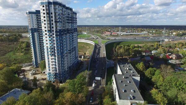 Проблемный жилой комплекс Королев в Московской области