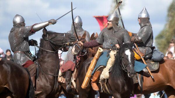 Празднование 640-й годовщины Куликовской битвы
