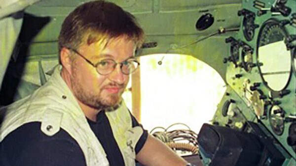 Американский журналист российского происхождения Андре Влчек