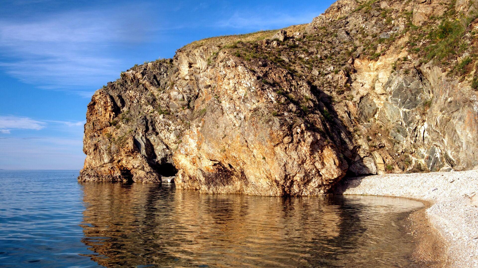 Остров Ольхон на озере Байкал в Иркутской области - РИА Новости, 1920, 20.08.2021