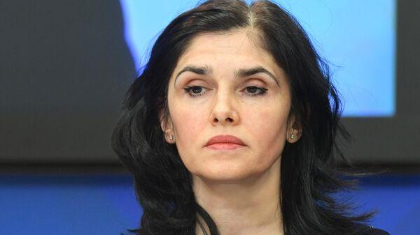 Главный внештатный специалист Минздрава РФ по терапии и общей практике Оксана Драпкина