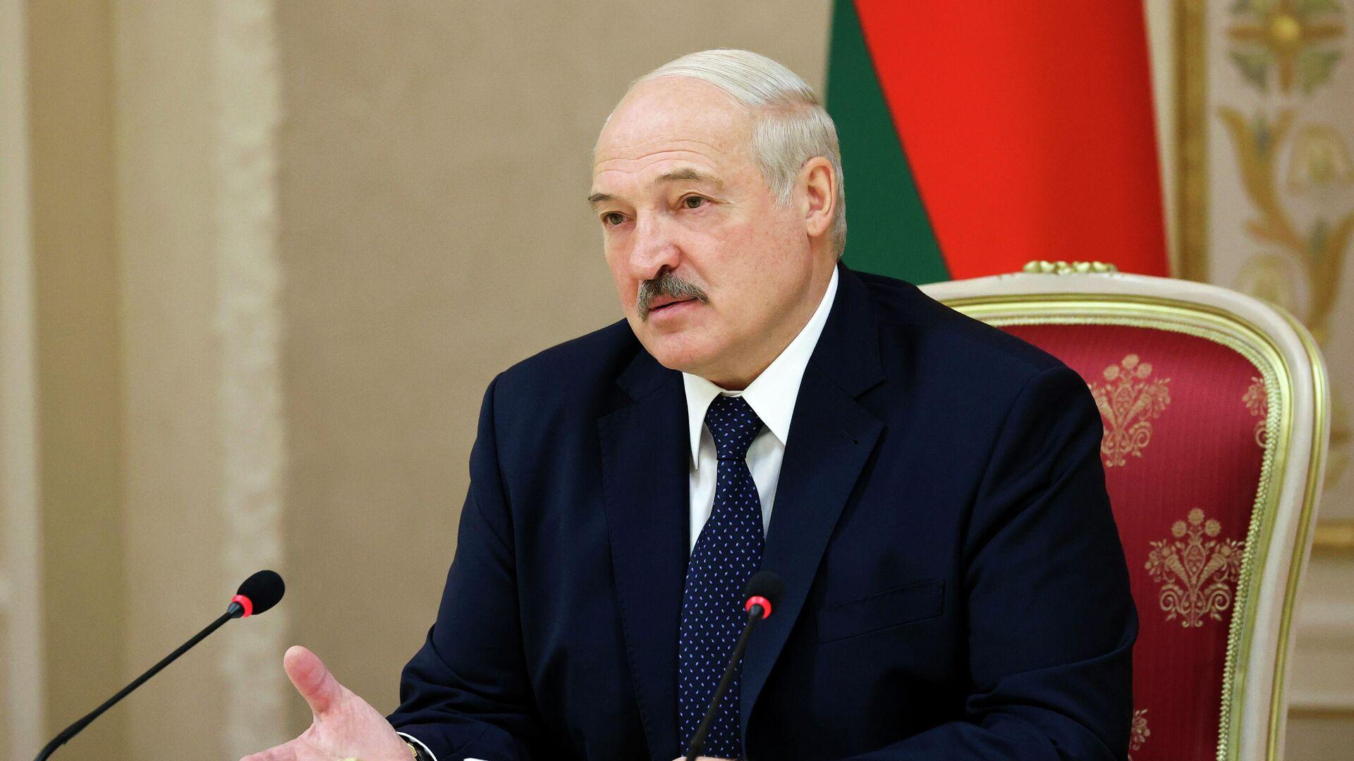 Президент Белоруссии Александр Лукашенко  - РИА Новости, 1920, 11.12.2020