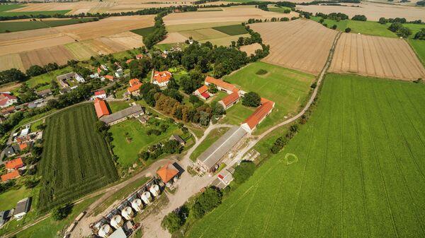 Ферма в Польше