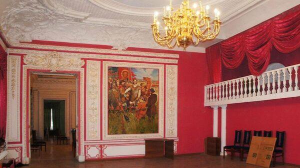 Усадьба Бутурлиных в Москве