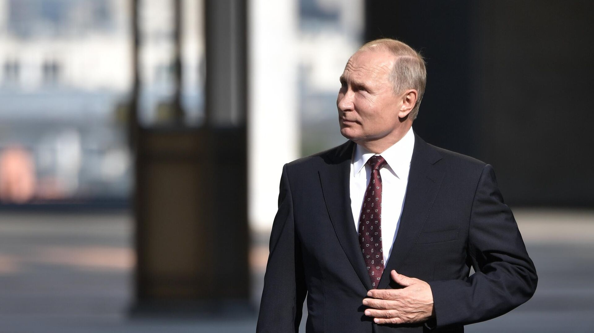 Президент РФ Владимир Путин - РИА Новости, 1920, 24.09.2020