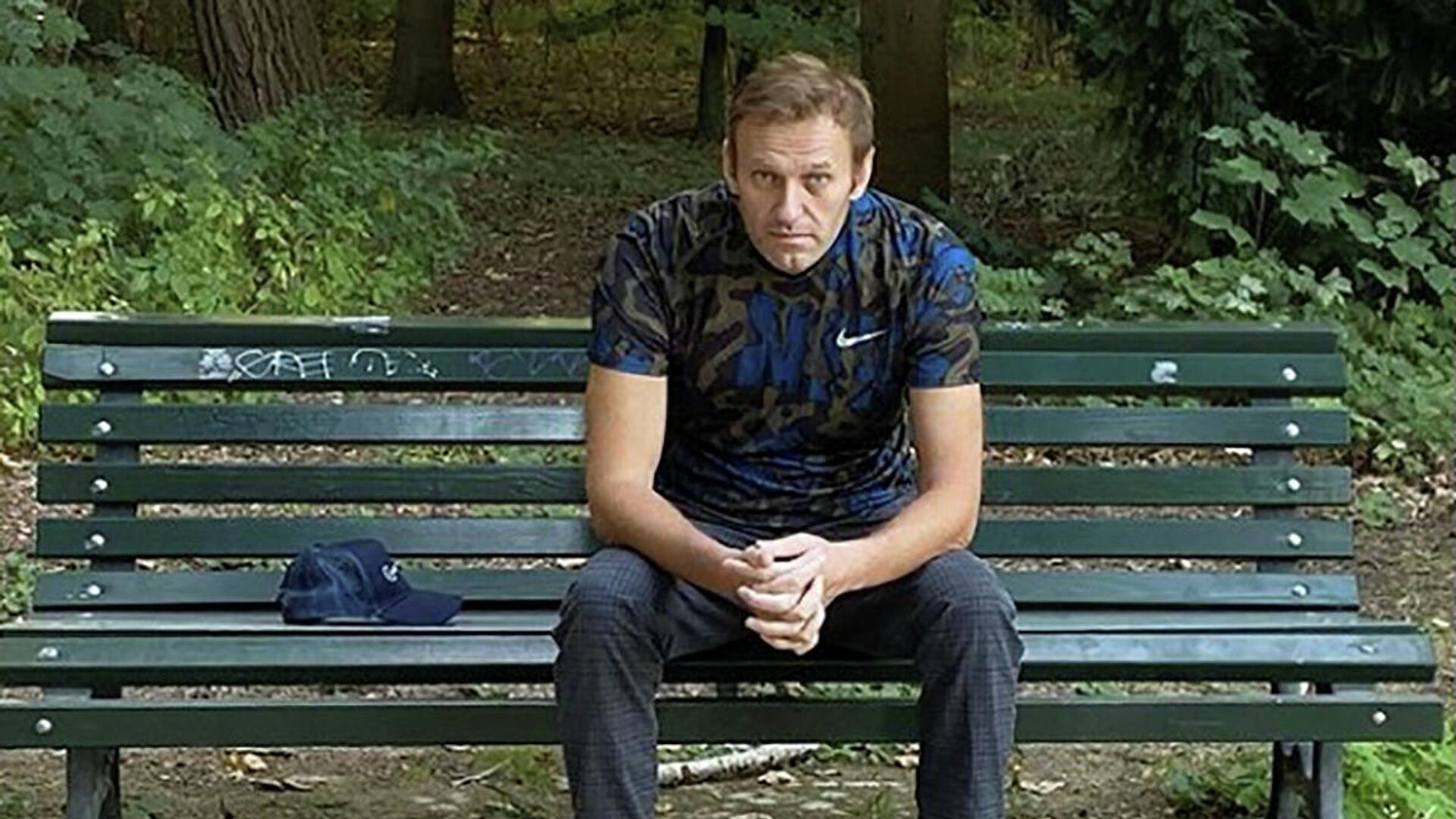 Алексей Навальный в Берлине - РИА Новости, 1920, 14.10.2020