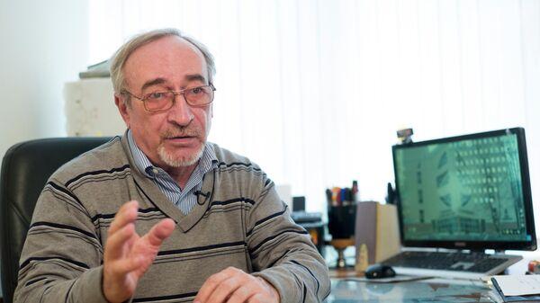 Российский ученый Леонид Ринк