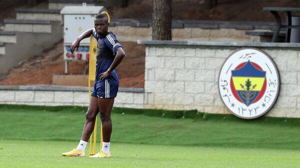 Футболист сборной Танзании Мбвана Саматта