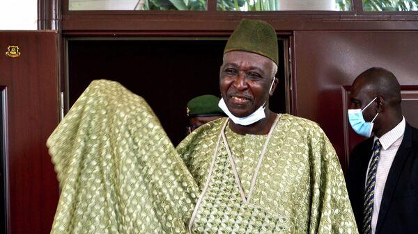 Новый временный президент Мали, бывший министр обороны Ба Ндау