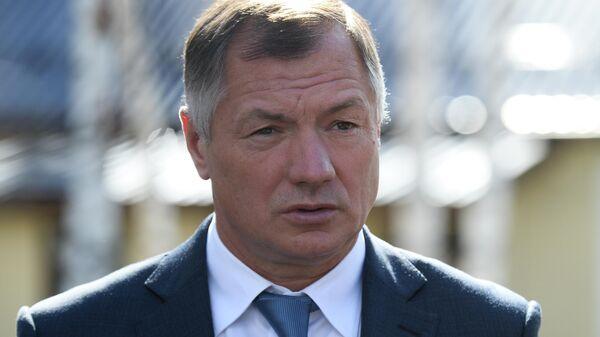 Заместитель председателя правительства РФ Марат Хуснуллин