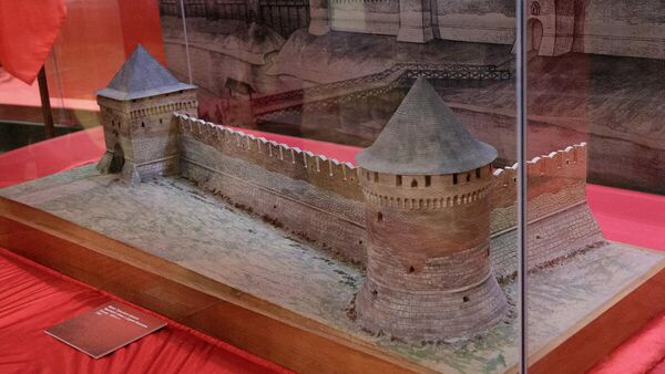 Выставка Южный щит России – к 500-летию Тульского кремля в Музее оружия в Туле