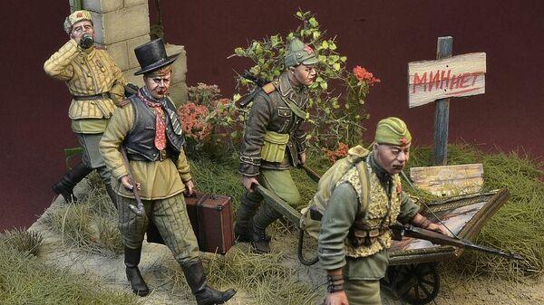Продукция компании D-Day Miniature Studio