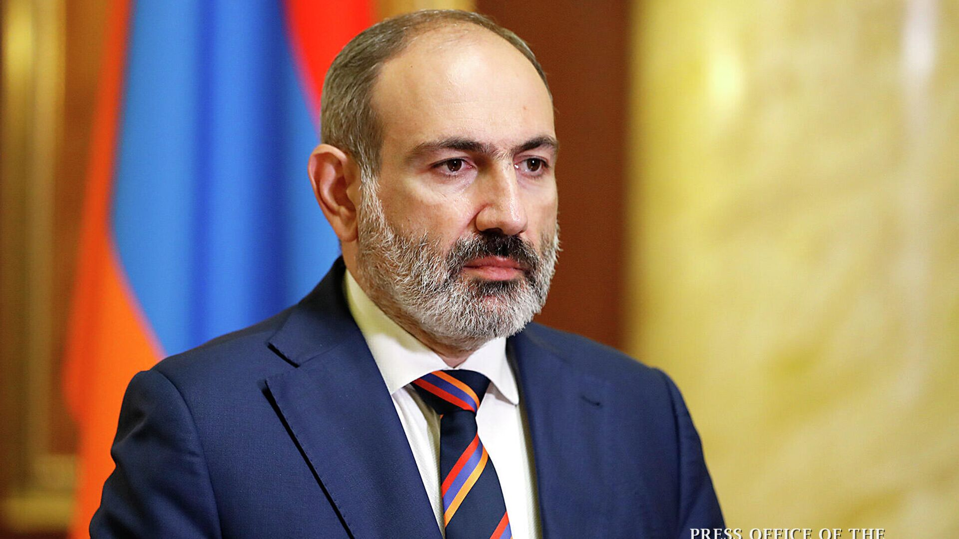Премьер-министр Армении Никол Пашинян  - РИА Новости, 1920, 15.10.2020