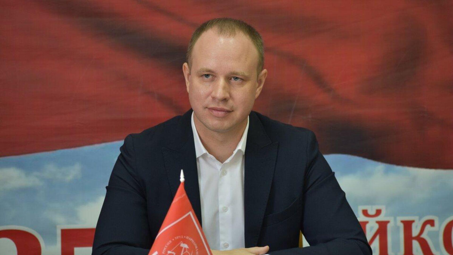 Андрей Левченко - РИА Новости, 1920, 28.09.2020