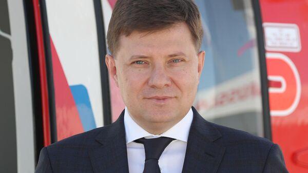 Гендиректор холдинга Вертолеты России Андрей Богинский
