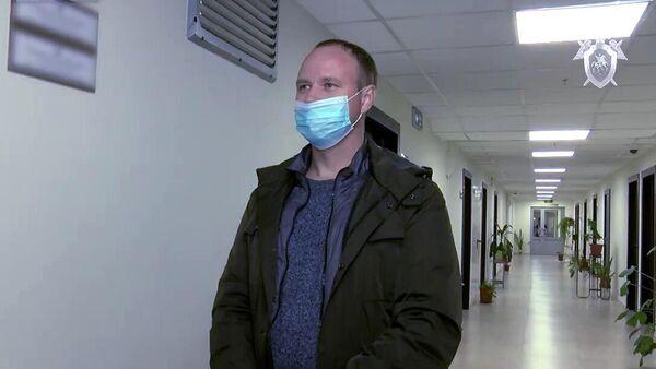 Депутат Заксобрания Иркутской области Андрей Левченко