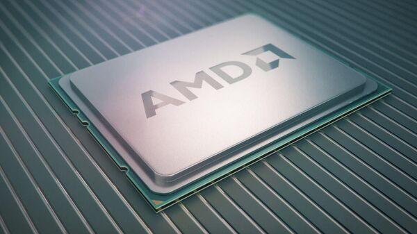 Логотип компании AMD