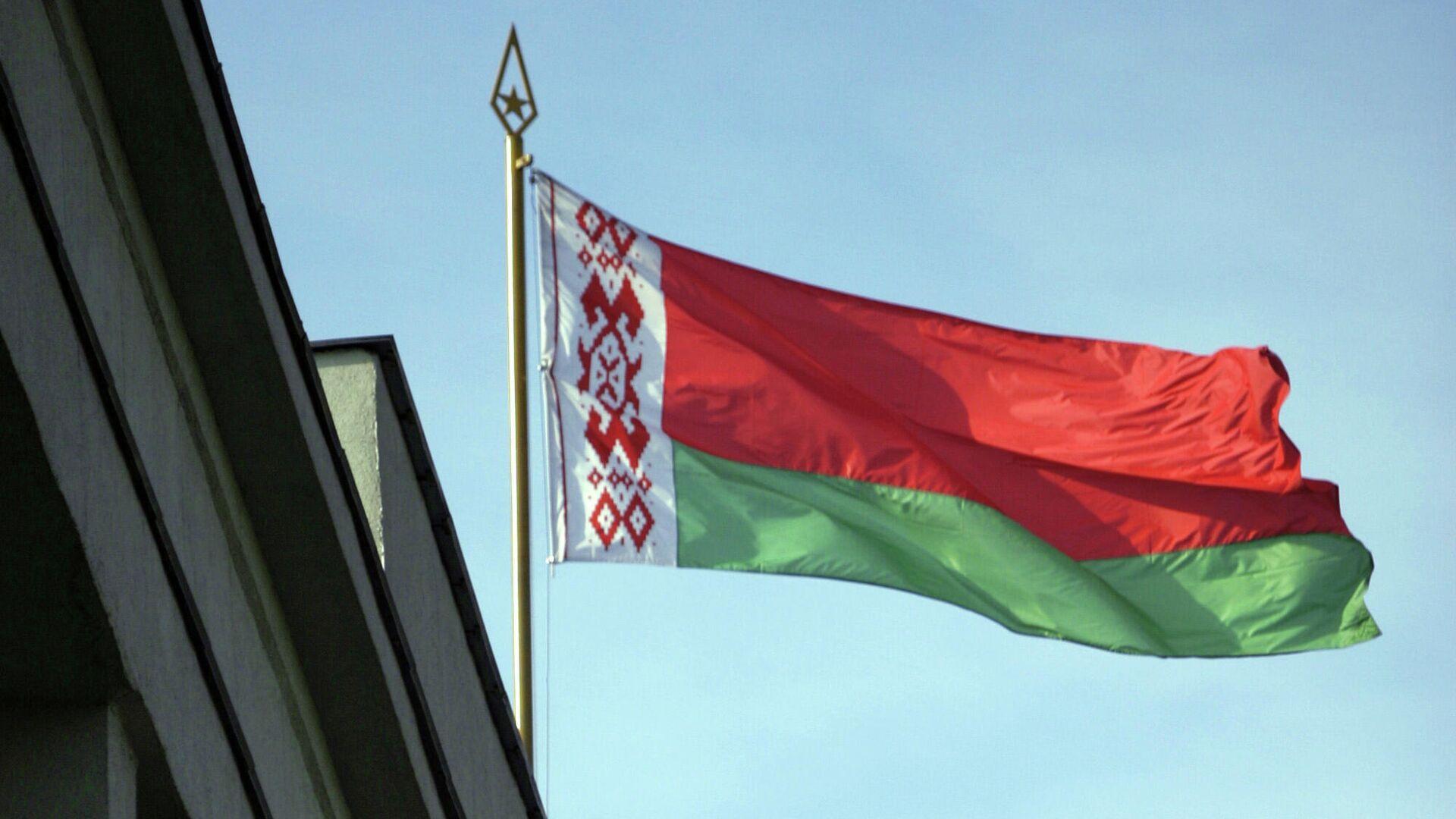 Флаг Белоруссии - РИА Новости, 1920, 15.10.2020