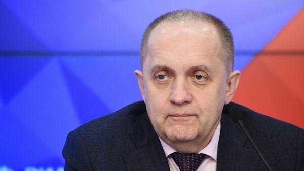 Заместитель министра просвещения Российской Федерации Виктор Басюк