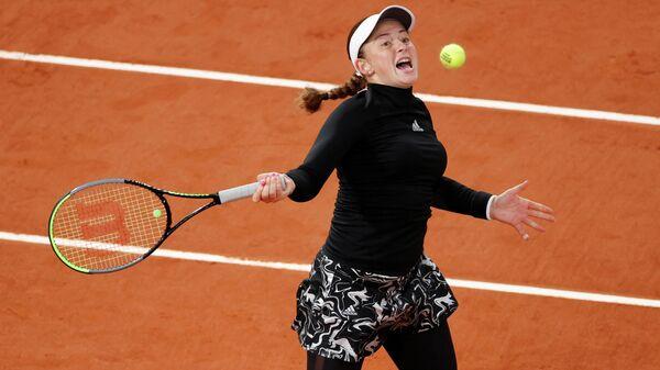 Теннисистка Елена Остапенко (Латвия)