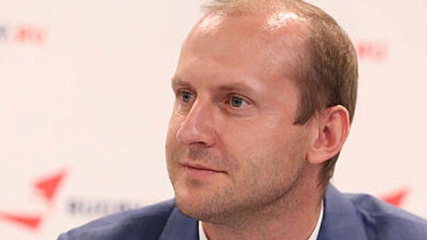 Заместитель председателя высшего совета Федерации регби России (ФРР) Кирилл Яшенков