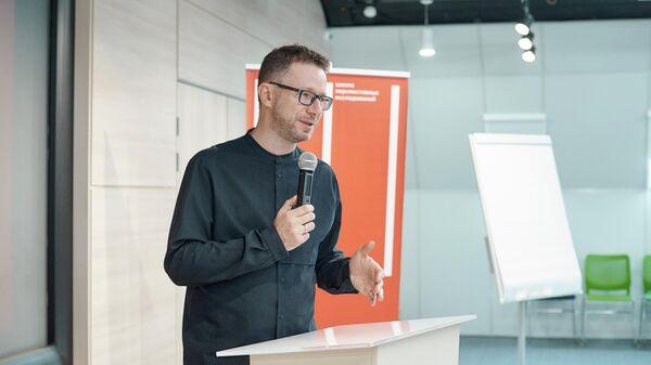 Директор Школы перспективных исследований (SAS) Андрей Щербенок
