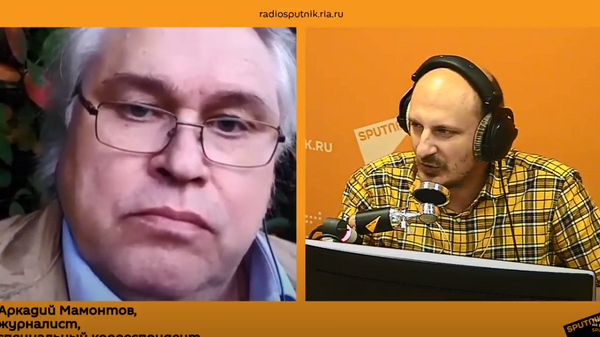 Аркадий Мамонтов о пандемии и самосожжении журналистки Ирины Славиной