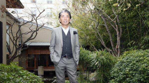 Основатель бренда Kenzo Кэндзо Такада