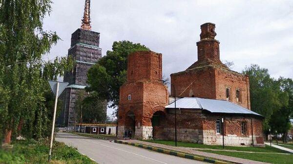Николаевская колокольня в Веневе