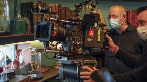 Жан-Пьер Жене приступил к съемкам нового фильма на Netflix