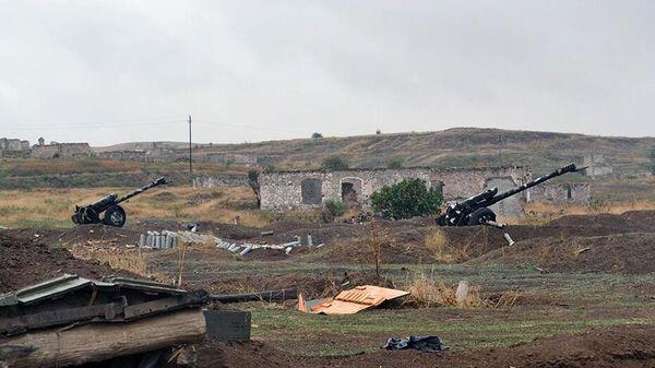 Военная техника, захваченная Вооруженными Силами Азербайджана в ходе боевых действий в Нагорном Карабахе
