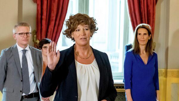 Новый заместитель премьер-министра Бельгии Петра Де Суттер