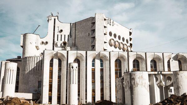 Концепция реконструкции театра драмы имени Ф.М. Достоевского в Великом Новгороде