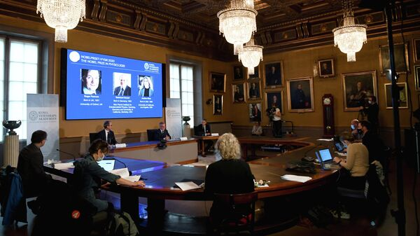 Объявление номинантов Нобелевской премии по физике 2020 года
