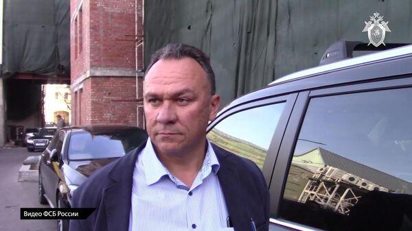 Задержание сотрудниками правоохранительных органов бывшего главного инженера АО Транснефть — Диаксан Сергея Зубина