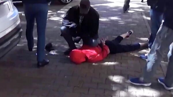 Задержание подозреваемого в подготовке теракта в Ставрополе