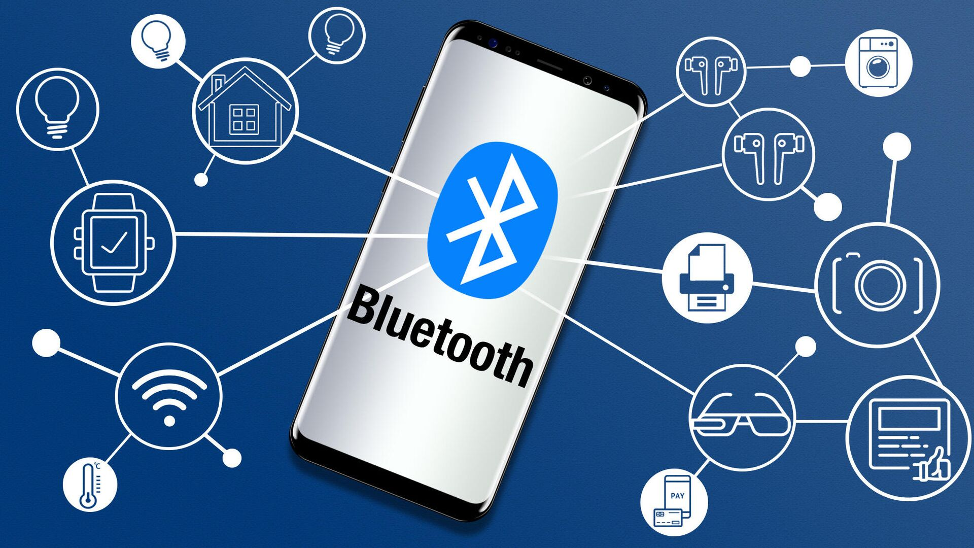 Bluetooth технология - РИА Новости, 1920, 08.10.2020