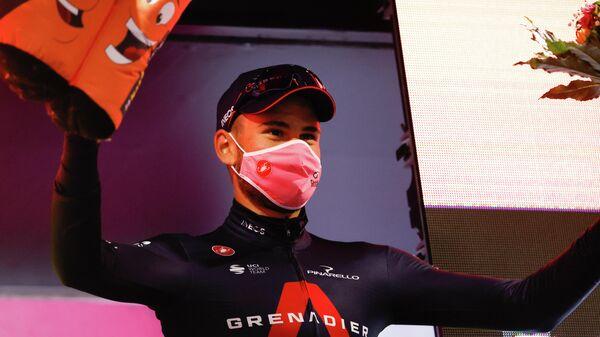 Велогонщик Филиппо Ганна (Италия)