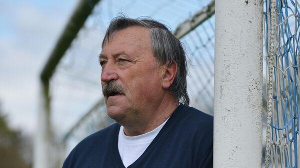 Чемпион Европы по футболу 1976 года в составе сборной Чехословакии Антонин Паненка